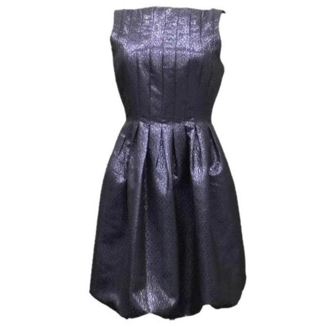 Preload https://img-static.tradesy.com/item/25148703/maggy-london-blue-mid-length-cocktail-dress-size-10-m-0-3-650-650.jpg