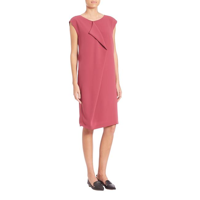 Preload https://img-static.tradesy.com/item/25149115/max-mara-fuchsia-panetto-front-ruffle-cady-shift-mid-length-cocktail-dress-size-2-xs-0-0-650-650.jpg