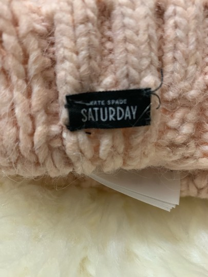 Kate Spade Kate Spade Saturday Cableknit Pocket Scarf Image 3
