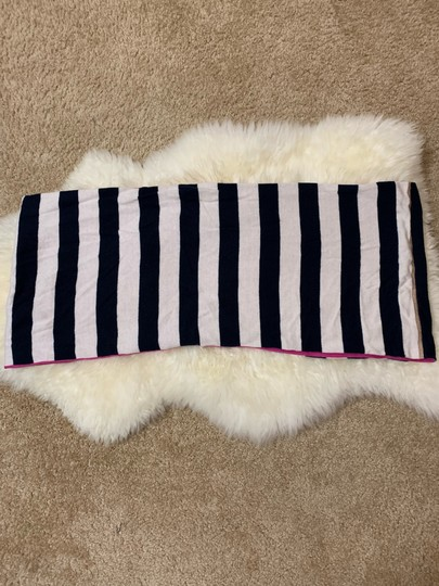 Juicy Couture Juicy Couture Stripe It Infinity Scarf Image 2