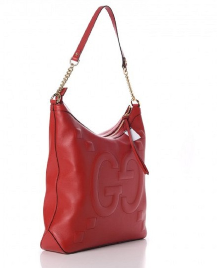 Gucci Handbag Soho Logo Hobo Bag Image 2