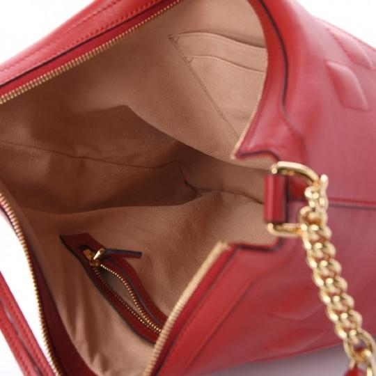 Gucci Handbag Soho Logo Hobo Bag Image 4