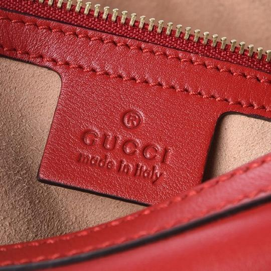 Gucci Handbag Soho Logo Hobo Bag Image 7