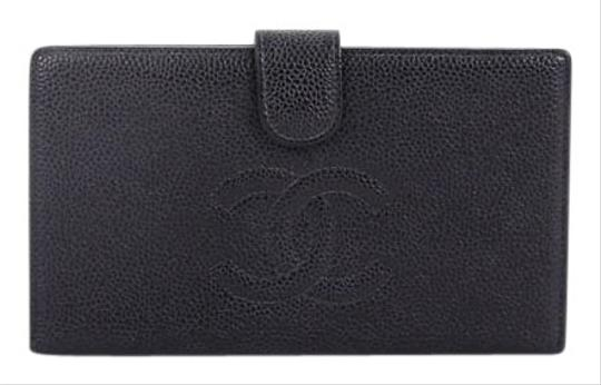 Preload https://img-static.tradesy.com/item/25149456/chanel-timeless-cc-french-wallet-caviar-long-black-leather-clutch-0-1-540-540.jpg