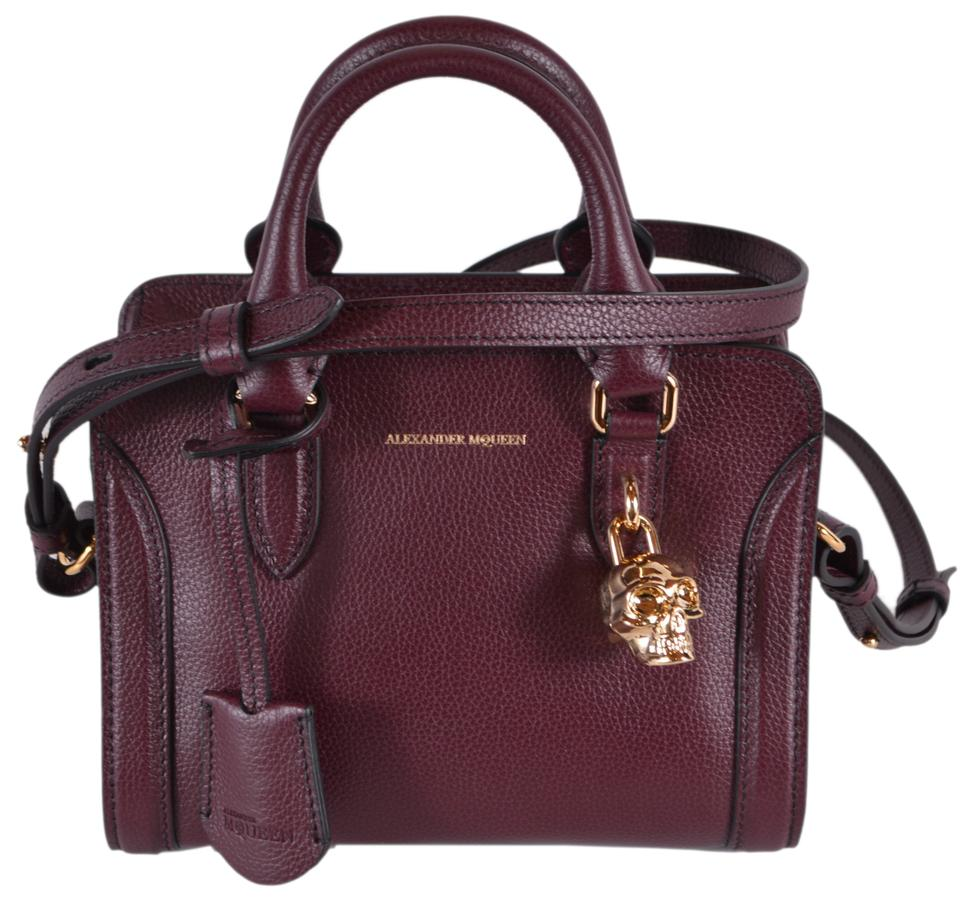 e65a56d69059 Alexander McQueen Shoulder Bags - Over 70% off at Tradesy