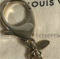 Louis Vuitton Gold Suck Tapage & Silver Tone Bag Charm Image 2