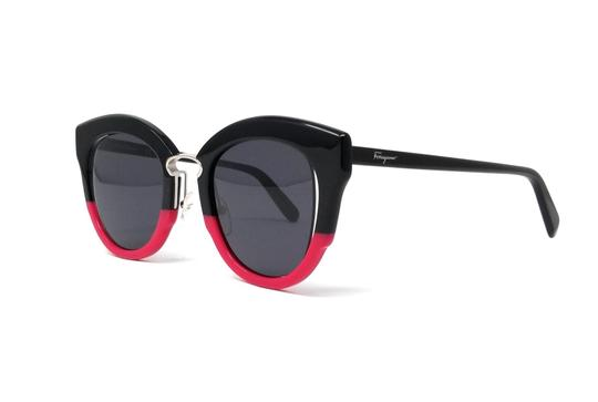 Salvatore Ferragamo Salvatore Ferragamo Sunglasses SF830S 967 Butterfly Sunglasses Image 3
