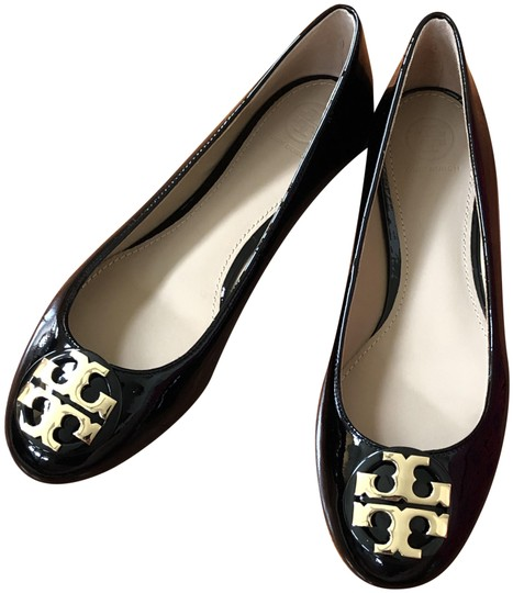 Preload https://img-static.tradesy.com/item/25149816/tory-burch-black-patent-leather-claire-ballet-flats-size-us-9-regular-m-b-0-2-540-540.jpg