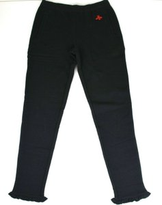 Gucci Navy Jersey Cotton Pant with Ruffled Hem 12 Years 435063 4134 Groomsman Gift