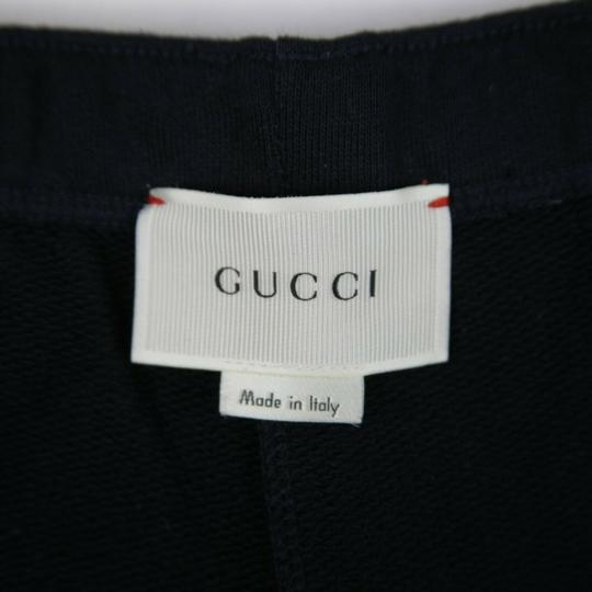 Gucci Navy Jersey Cotton Pant with Ruffled Hem 12 Years 435063 4134 Groomsman Gift Image 5
