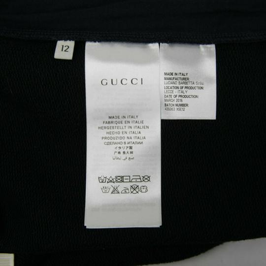 Gucci Navy Jersey Cotton Pant with Ruffled Hem 12 Years 435063 4134 Groomsman Gift Image 6