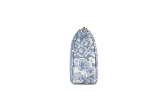 Aerin Batik Small Beauty Bag Image 1