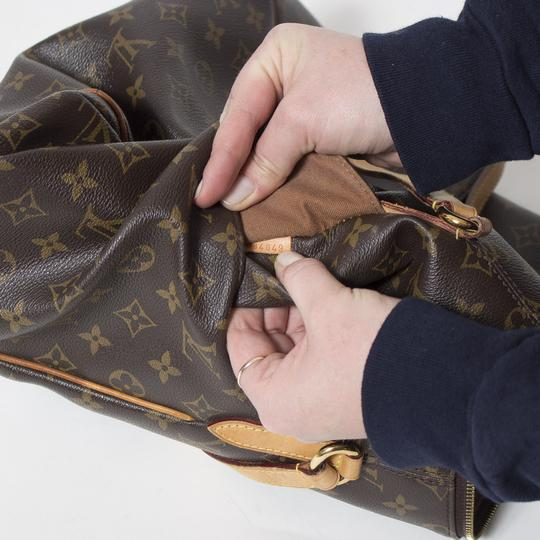 Louis Vuitton Totally Mm Monogram Tote in Brown Image 10