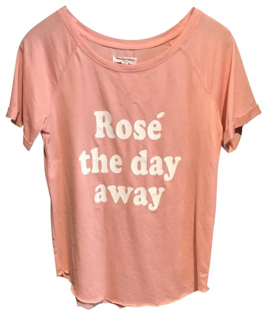 Preload https://img-static.tradesy.com/item/25149886/pink-rose-all-day-tee-shirt-size-4-s-0-1-650-650.jpg