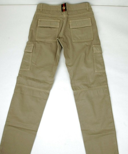 Gucci Khaki Children's Washed Cotton Gabardine Pant 10 Years 409564 9020 Groomsman Gift Image 1