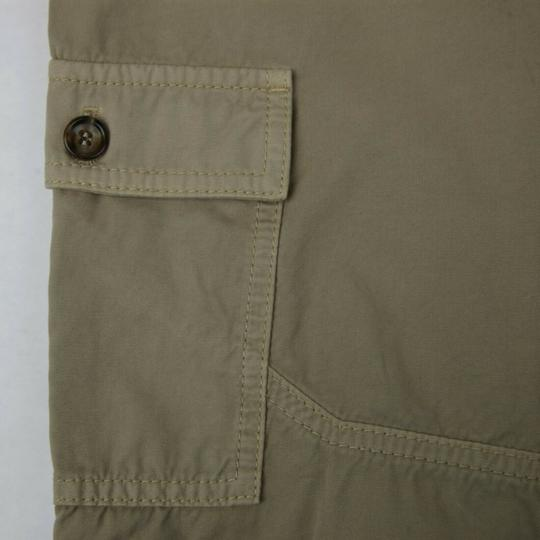 Gucci Khaki Children's Washed Cotton Gabardine Pant 10 Years 409564 9020 Groomsman Gift Image 5