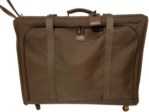 Tumi Wheel Hartmann Muholland Brothers Nylon OLIVE GREEN( TAUPE) Travel Bag