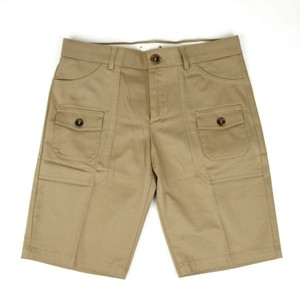 Gucci Khaki Children's Bermuda Stretch Cotton Shorts 5 Years 452285 2840 Groomsman Gift