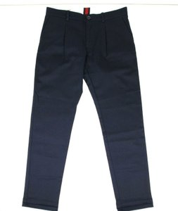 Gucci Navy W Stretch Cotton Gabardine Pant W/Brb Web 10 Years 409563 4277 Groomsman Gift