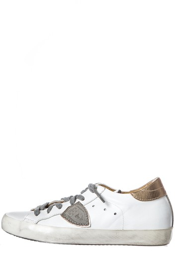 Preload https://img-static.tradesy.com/item/25150039/philippe-model-white-leather-sneakers-sneakers-size-eu-37-approx-us-7-regular-m-b-0-0-540-540.jpg