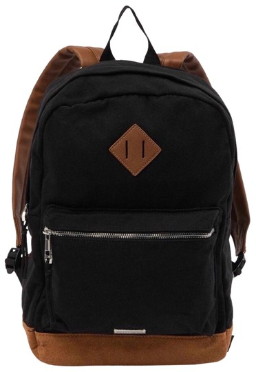 Preload https://img-static.tradesy.com/item/25150065/steve-madden-girl-by-large-campus-black-tan-textile-backpack-0-2-540-540.jpg