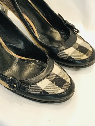 Burberry black Pumps Image 11