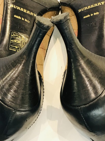 Burberry black Pumps Image 6