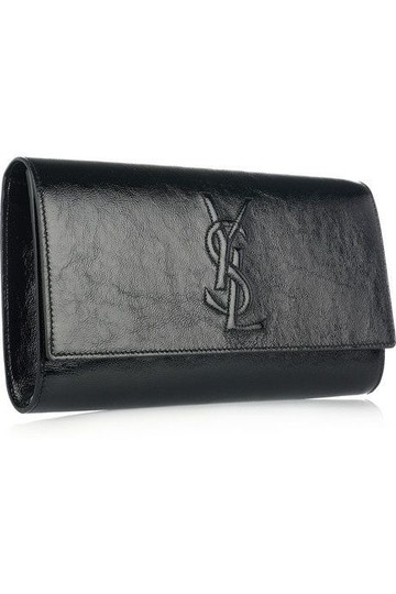 Saint Laurent black Clutch Image 6