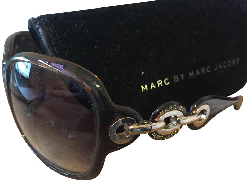 ef0a22513381 Marc by Marc Jacobs Brown Mmj 054-n-s Sunglasses - Tradesy