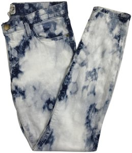 Current/Elliott Skinny Jeans-Acid