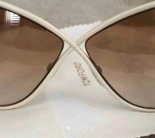 Tom Ford Narcisa TF 0129 25 G Ivory Image 2