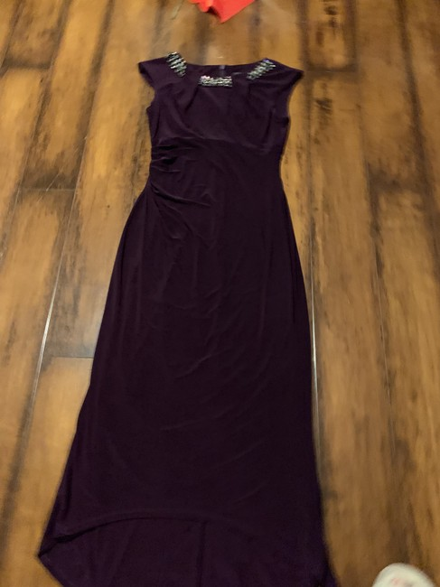 Purple Maxi Dress by Vince Camuto Image 10