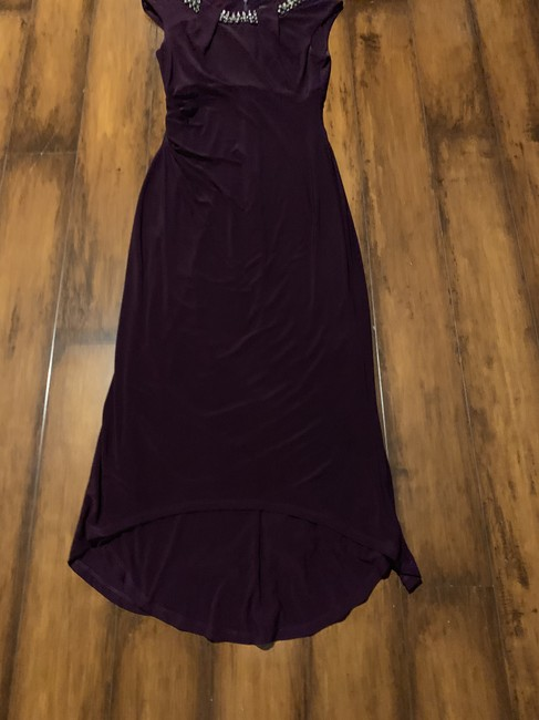 Purple Maxi Dress by Vince Camuto Image 5