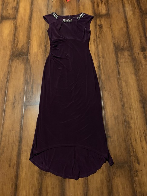 Purple Maxi Dress by Vince Camuto Image 8