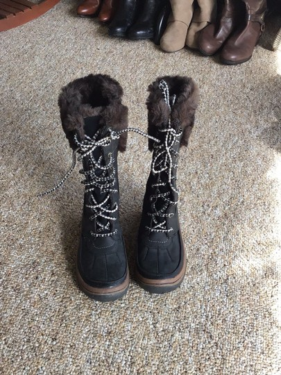 Merrell black/brown Boots Image 1
