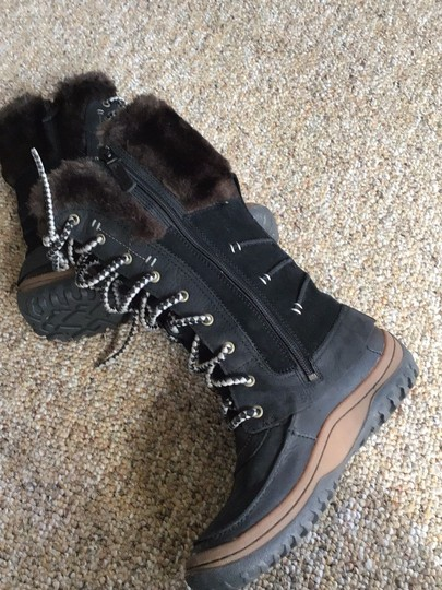 Merrell black/brown Boots Image 5