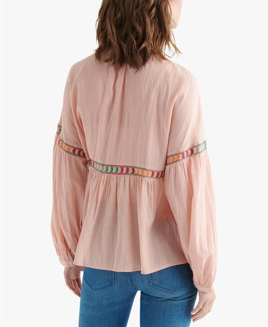 Lucky Brand Top peach Image 1