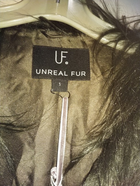 Unreal Fur Fur Coat Image 2