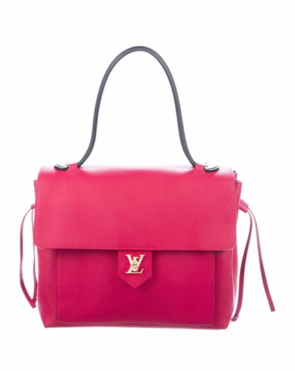 Preload https://img-static.tradesy.com/item/25151535/louis-vuitton-lockme-pm-fuchsia-leather-satchel-0-0-540-540.jpg