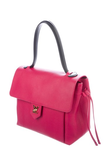 Louis Vuitton Satchel in Fuchsia Image 2