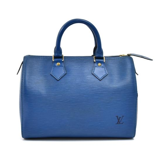 Preload https://img-static.tradesy.com/item/25151717/louis-vuitton-speedy-cite-25-epi-handbag-blue-leather-hobo-bag-0-0-540-540.jpg