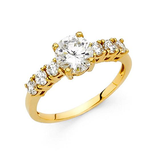 Preload https://img-static.tradesy.com/item/25151822/yellow-4-prong-1-ct-round-cut-tapered-with-sides-stones-cz-engagement-ring-0-0-540-540.jpg