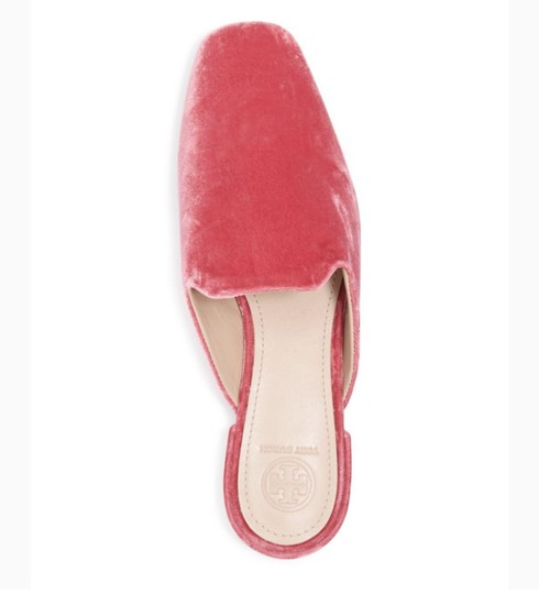 Tory Burch Pink Flats Image 1