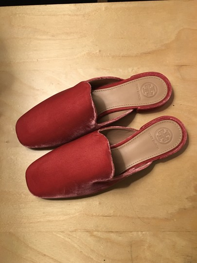 Tory Burch Pink Flats Image 2