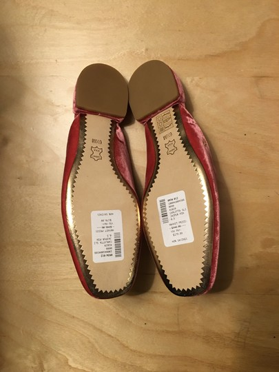 Tory Burch Pink Flats Image 3