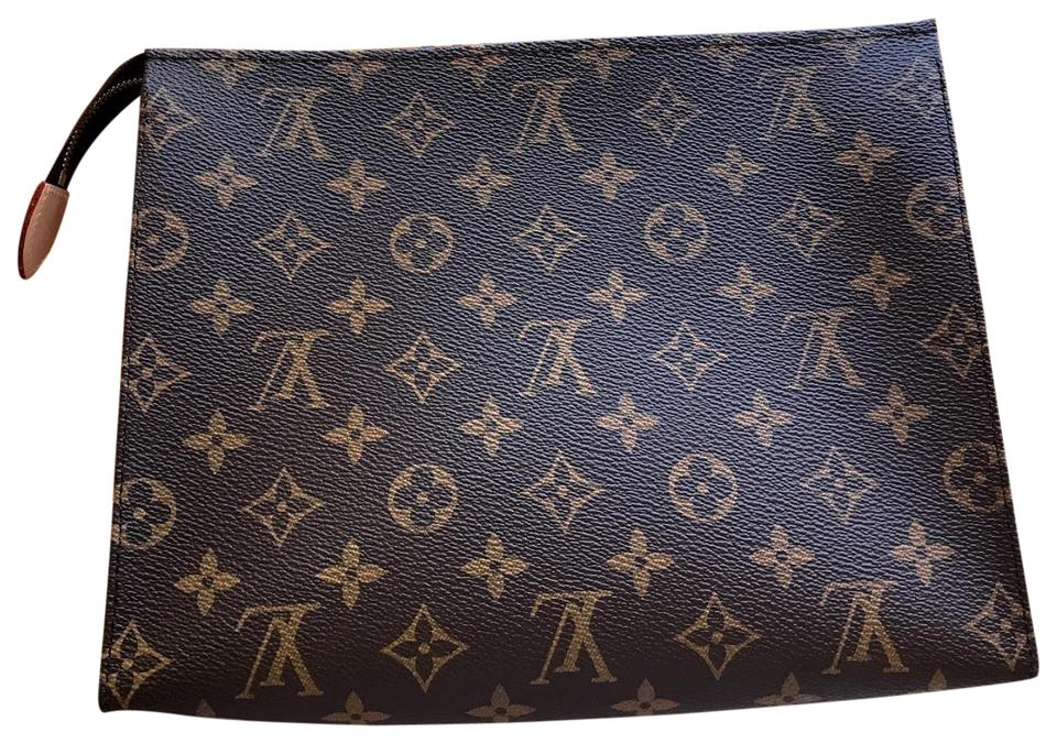 3696d51eb1f3 Louis Vuitton 2019 Monogram Toiletry 26 Pouch Clutch Made In France ...