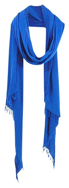 Item - Blue #127-38 Scarf/Wrap