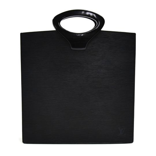 Preload https://img-static.tradesy.com/item/25152098/louis-vuitton-ombre-handbag-black-leather-tote-0-0-540-540.jpg