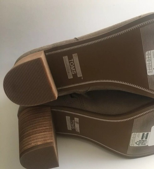 TOMS Taupe Boots Image 5