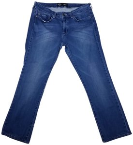 Pepe Jeans 31x34 Designer Denim Straight Leg Jeans-Light Wash